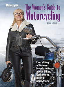 The Women's Guide to Motorcycling Book